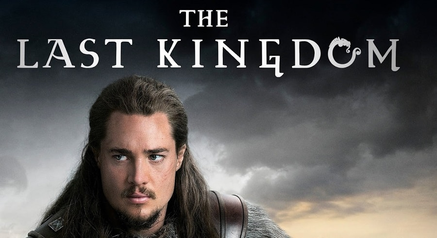 The Last Kingdom - 1ª Temporada Torrent Imagem