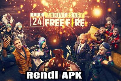 Free Fire FF Mod Apk Diamond Tanpa Terbatas