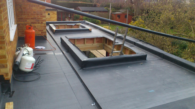 Rubber-Roof-Membrane-Systems-London