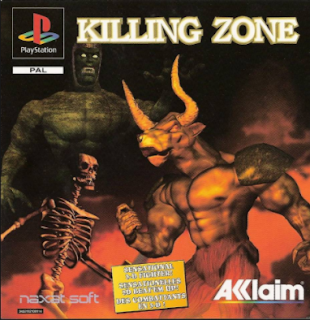 Download Killing Zone PS1/PSX ISO For Android Ukuran Kecil