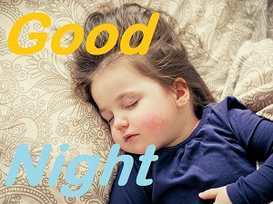 cute baby love good night images
