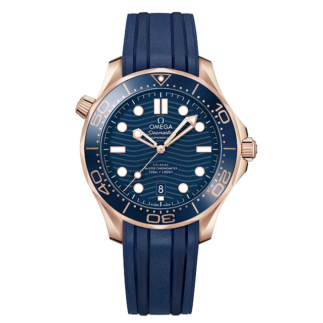 Omega Seamaster Diver 300M 210-62-42-20-03-001
