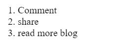 HTML ul tag | what an html ul tag?