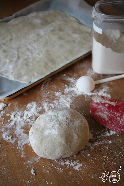 Pâte à Pizza au Sarrasin Alternative Cuisine Recette Facile Rapide