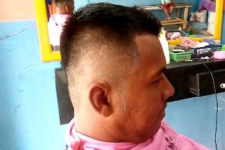 Cara potong rambut