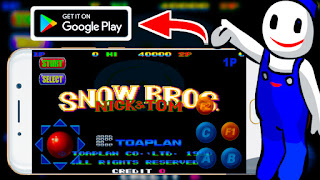 Snow Bros Game