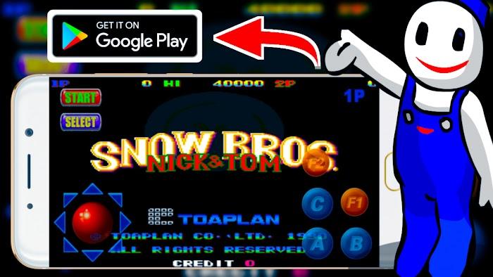 Snow Bros Game - Snow bros 1 APP