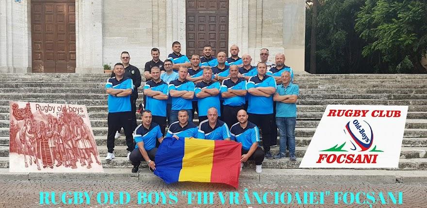 Fiii Vrancioaiei - Focșani Rugby - Avezzano - (Abruzzo - Italia)
