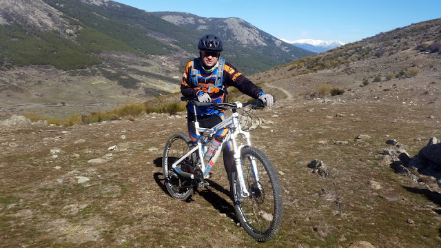 AlfonsoyAmigos - Rutas MTB - Las Machotas