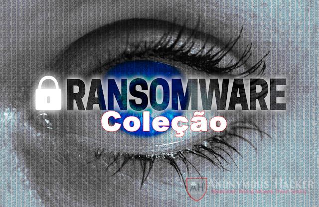 Coleção Ransomware
