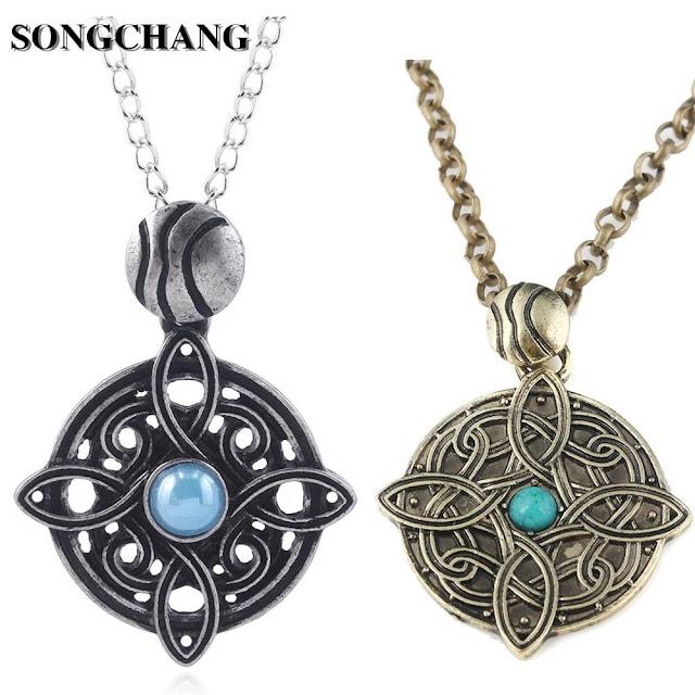 The Elder Scrolls Amulet of Mara Necklace