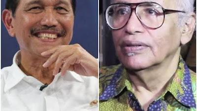Salim Said Akhirnya Buka Suara: Pamannya Luhut Terlibat dalam Gestapu PKI