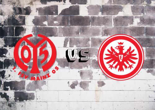 Mainz 05 vs Eintracht Frankfurt  Resumen
