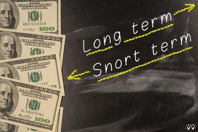 Investasi jangka panjang dan pendek