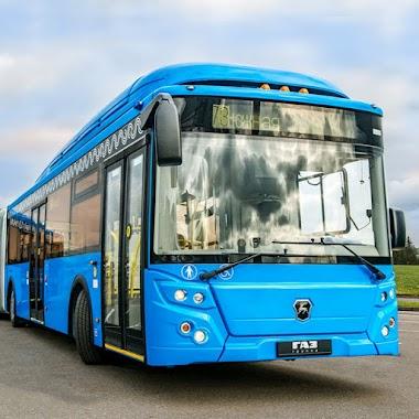 Транспортные маршруты в Новокузнецке