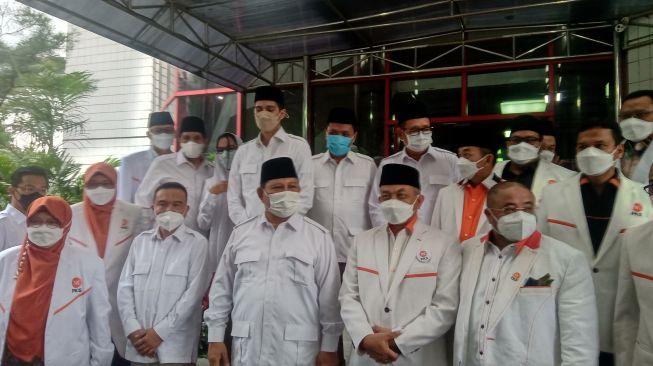 Presiden PKS Temui Prabowo di DPP Gerindra, Bahas Soal Ini