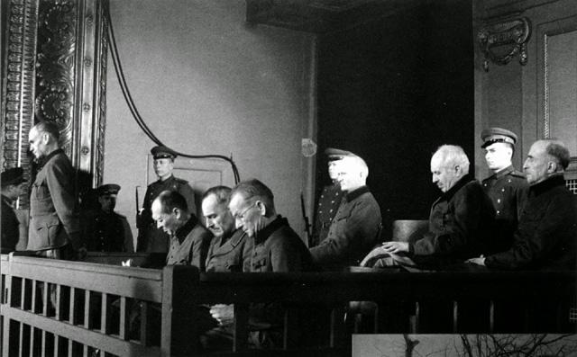 Pengadilan untuk penjahat Nazi