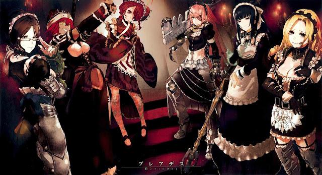 overlord 10 Anime dengan Main Character (MC) Badass Bag. I