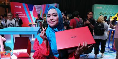 Asus Vivobook Ultra A412DA, Rekomendasi Para Blogger Indonesia