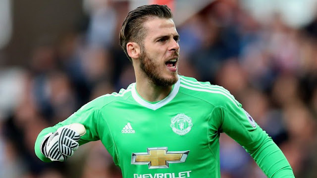 Man Utd to pay De Gea more than £350,000-a-week