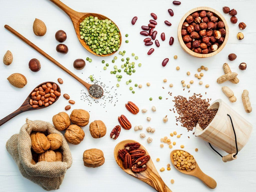 Bất ngờ với những loại hạt dinh dưỡng giúp giảm cân nhanh chóng