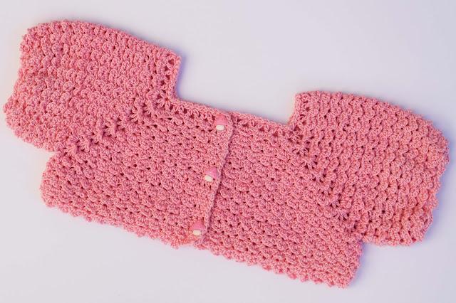 1-Crochet Imagen Canesú para vestido a crochet y ganchillo por Majovel Crochet