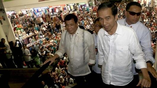 Jokowi Minta Presiden Duterte Bantu Bebaskan 3 WNI yang Disandera Abu Sayyaf