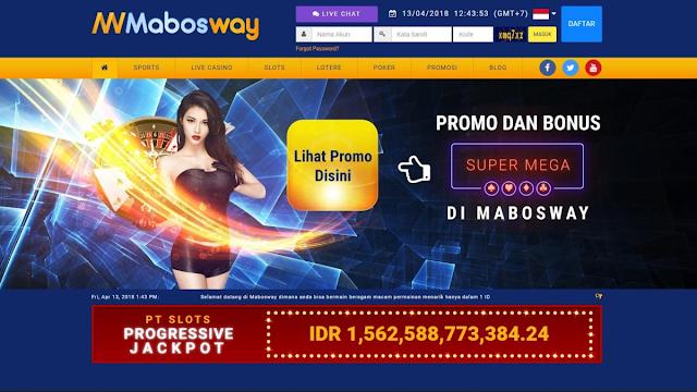 Situs alternatif Mabosway dan link login mobile sport