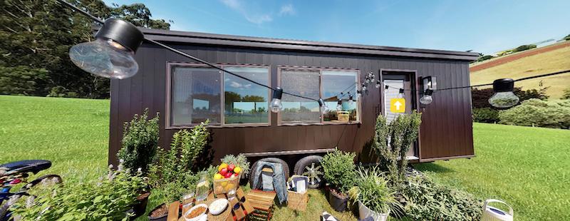 La casita sostenible de IKEA de sólo 17 metros cuadrados que te enseña a ahorrar dinero
