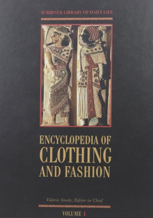 Encyclopedia of Clothing and Fashion Vol-1 (A-E)