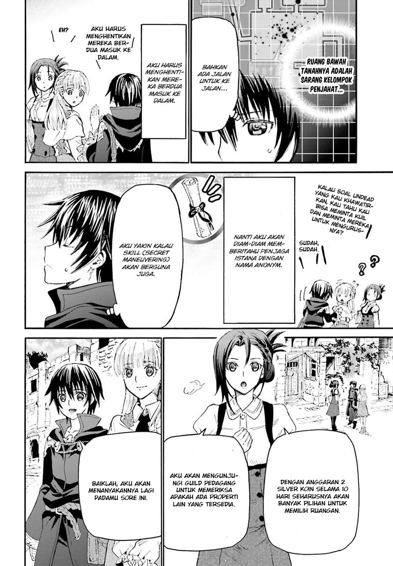 Manga Death March Chapter 16 Bahasa Indonesia