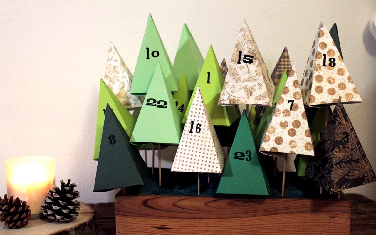 calendario-avvento-diy-foresta-alberi-paper