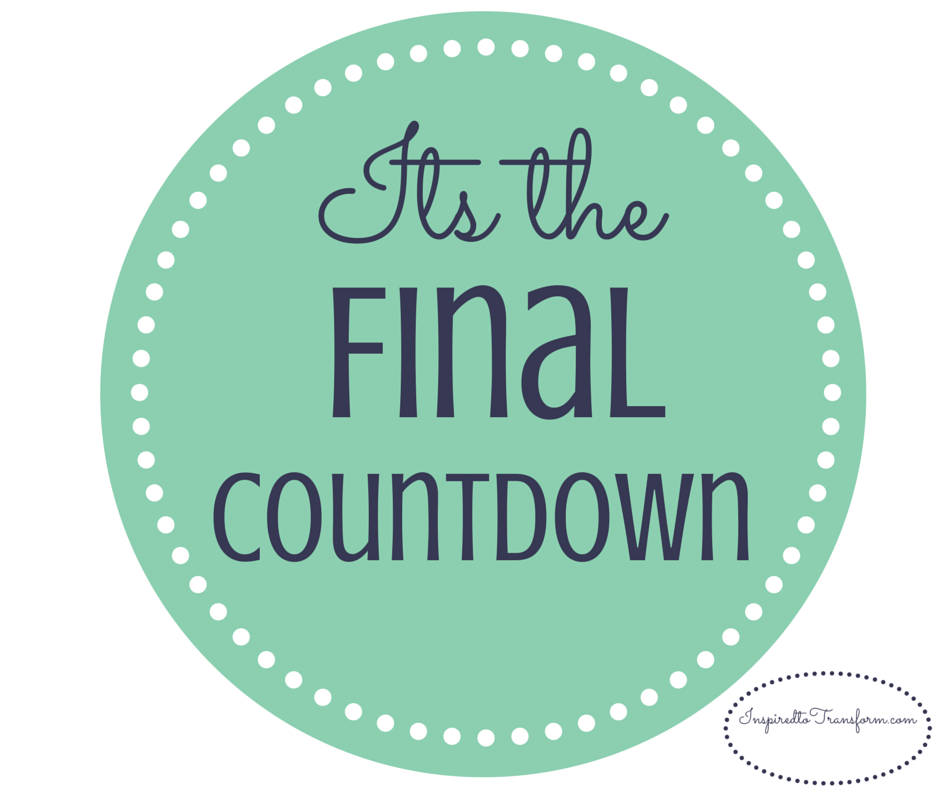ItS The Final Countdown