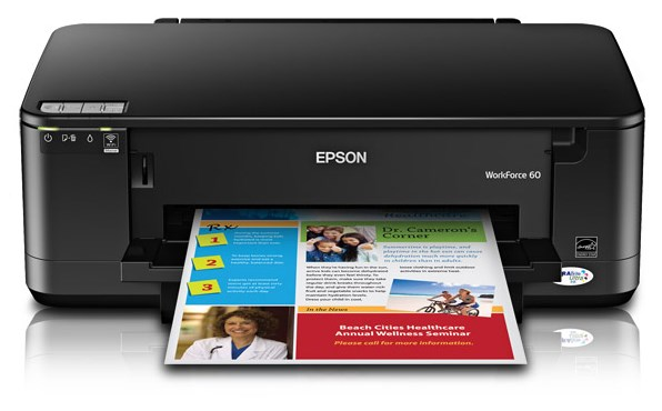Epson WorkForce 60 Driver Download