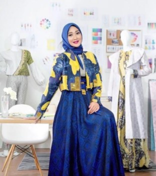 98 Model Baju Lebaran 2018 Terbaru Untuk Remaja be625aebde