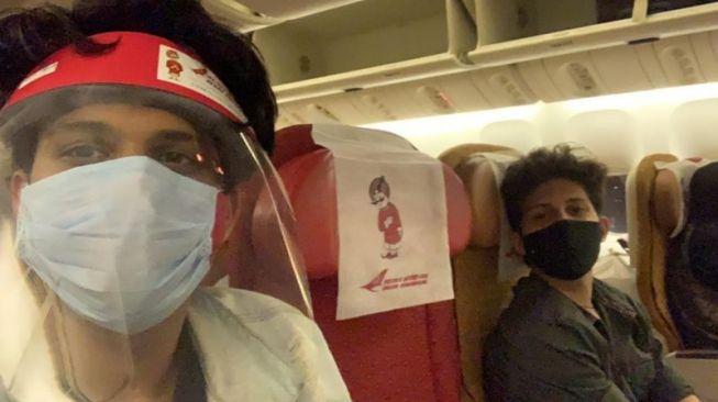 Demi Momen Idul Adha, Dua Bocah asal Dubai harus Terbang selama 46 Jam
