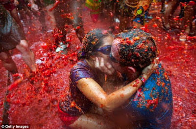 Happy Holi Romantic Wallpapers