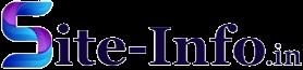 Site Info & Blogging