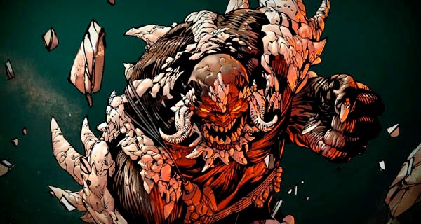 Doomsday en Batman V Superman