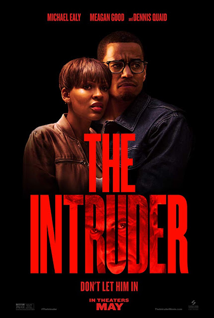 The Intruder 2019 movie poster