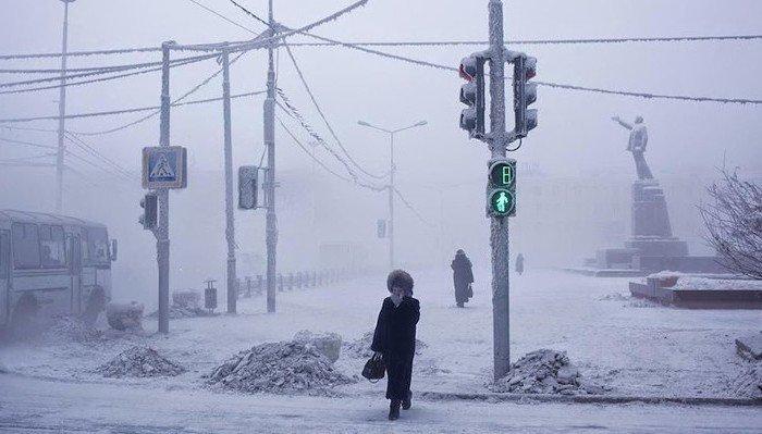 Στους -62 βαθμούς: Το χωριό που αν μείνεις ένα λεπτό στο κρύο πεθαίνεις