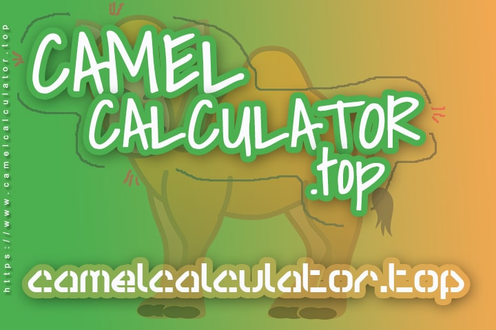 camel calculator