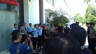 Cegah Peredaran Narkotika Polres Cirebon Bersinergi Dengan Lapas Gintung