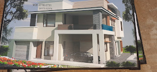 house design by dhiman construction work