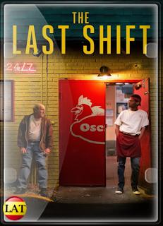 The Last Shift (2020) DVDRIP LATINO