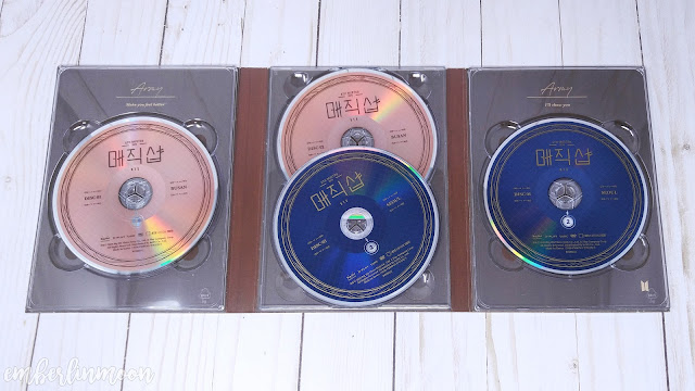 BTS 5th Muster DVD | Discs