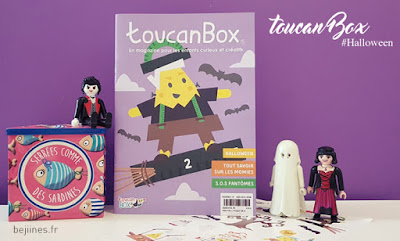 ToucanBox d'Octobre - Halloween