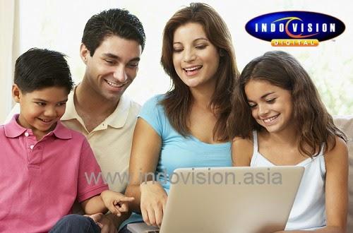 Berapa harga dan biaya untuk berlangganan paket internet Indovision?