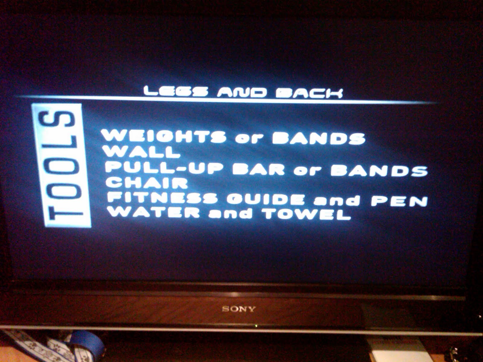 Legs And Back Review P90x X Mike