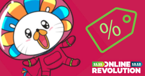 Its Lazadas Online Revolution Month Again And Tons Of Amazing Deals Discounts Up To 95 Are For Grabs